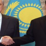 #Kazakhstan and #China leaders agree to develop long-term strategic partnership