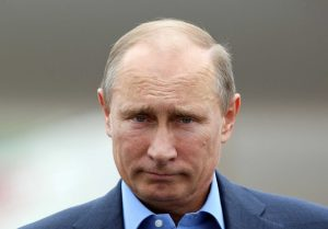 Vladimir Putin, Arlywydd Rwsia