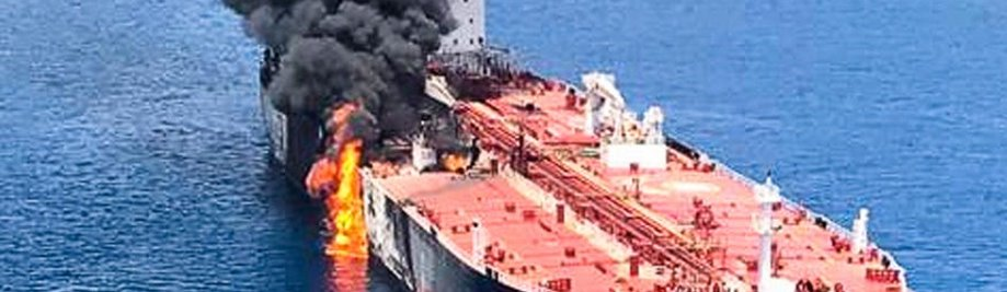 Tanker 2001 - #Qatar had advanced warning of Iranian oil tanker attack, failed to warn US, allies: Report