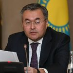 #Kazakhstan foreign minister welcomes EU strategy on Central Asia