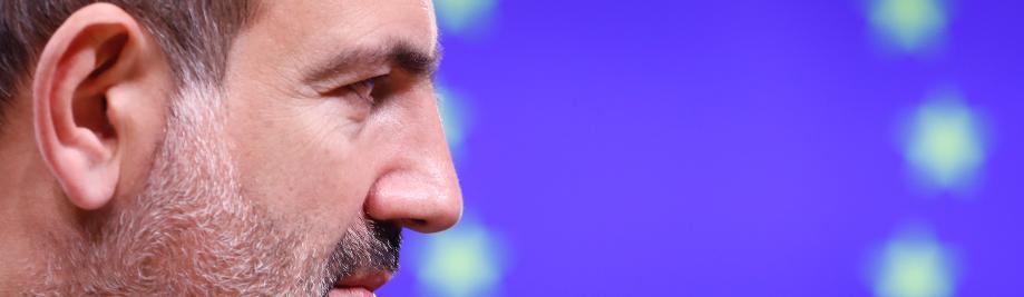 200103NikolPashinyanArmenia2 - #Armenia - EU puts democratic reforms at the hear of its discussions with Armenia