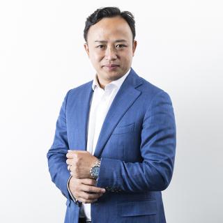 Huawei's Chief Representative to the EU Institutions Abraham Liu