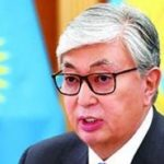 #Kazakhstan's future is exclusively in hands of its people, says President Tokayev.
