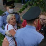 #Belarussia – Protests continue against 26 year reign of Lukashenko