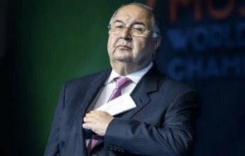 Alisher Usmanov, photo de TASS