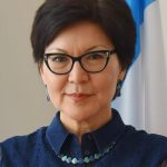 Aigul Kuspan, the Ambassador of Kazakhstan