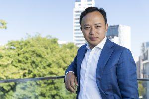 Huawei's chief EU representative Abraham Liukang