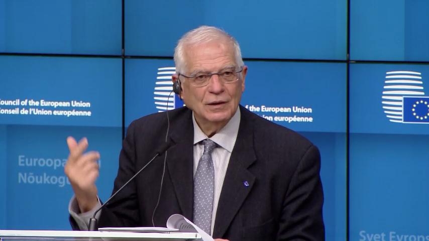European Union  will resolve embassy row with United Kingdom  despite 'unfriendly signal', says Borrell