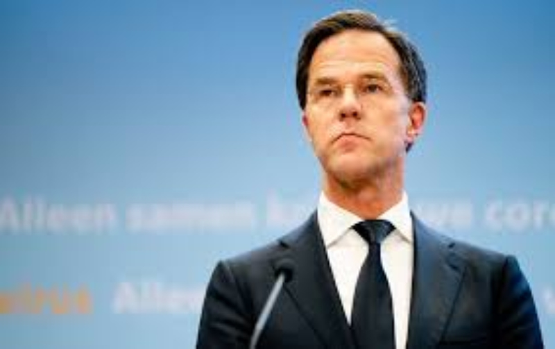 Dutch PM condemns lockdown riots as 'criminal violence'