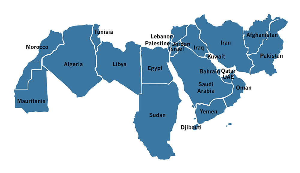 Rapprochement between Israel and Arab countries set to drive economic growth in MENA